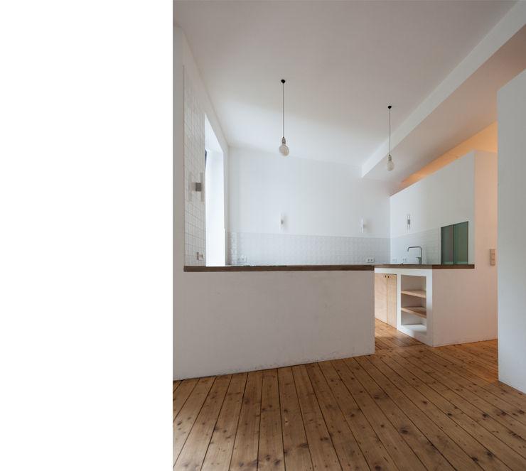 beissel schmidt architekten Dapur Modern