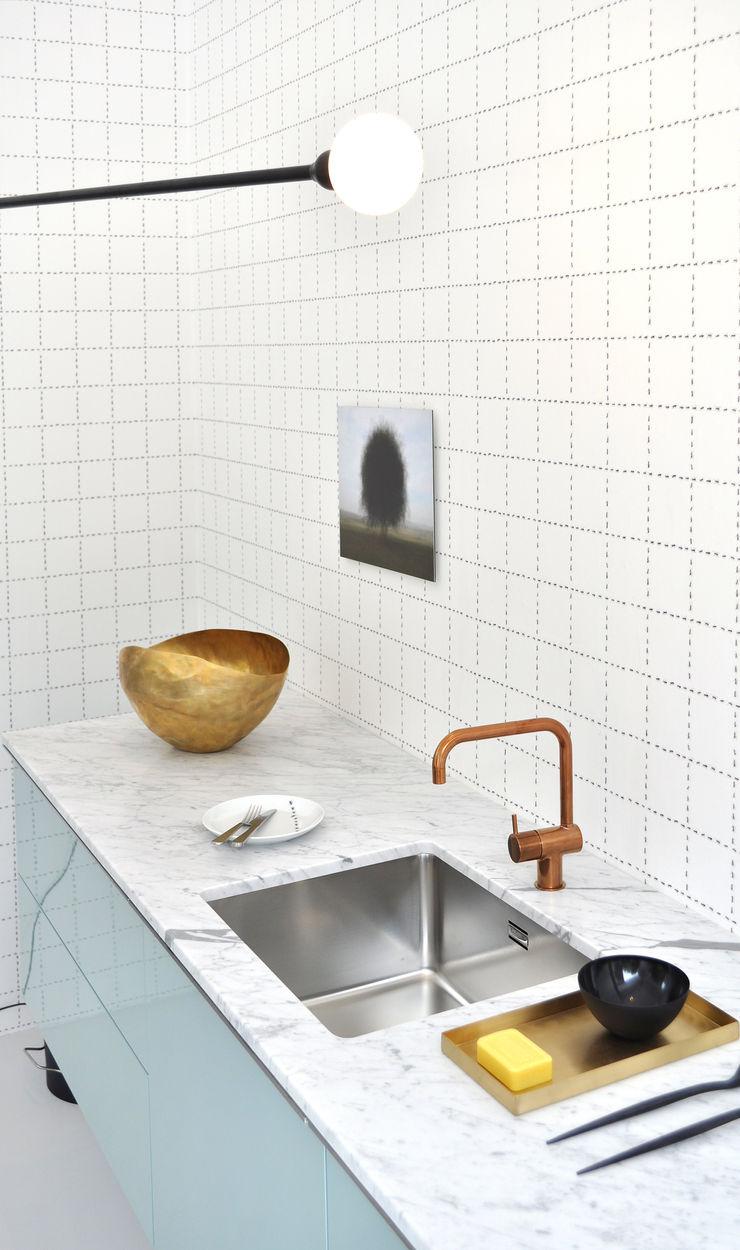 Interieur collectie Les Fourmis Snijder&CO Industriële keukens