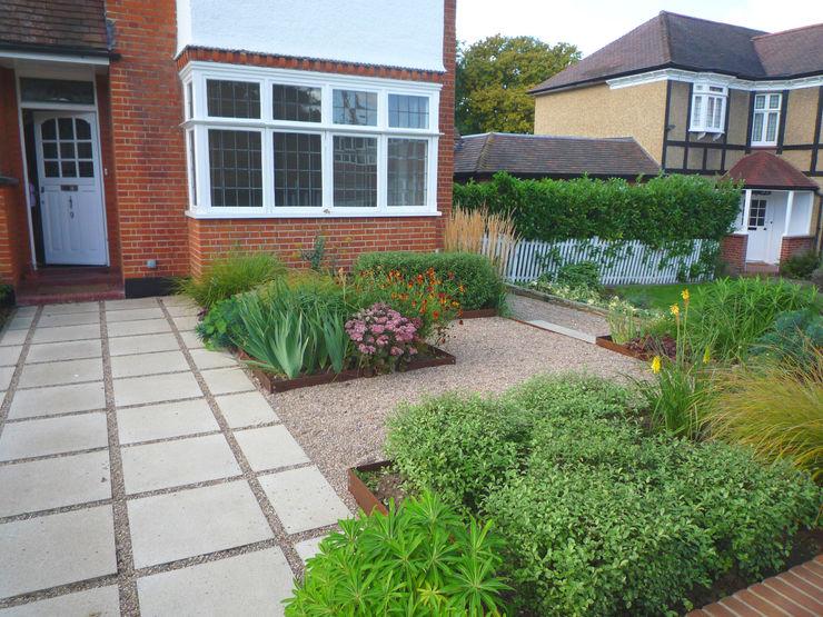 Front Garden Fenton Roberts Garden Design Modern garden
