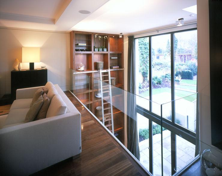 Thurlow Road 1 KSR Architects Salon moderne