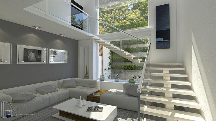 arquitecto9.com Вітальня