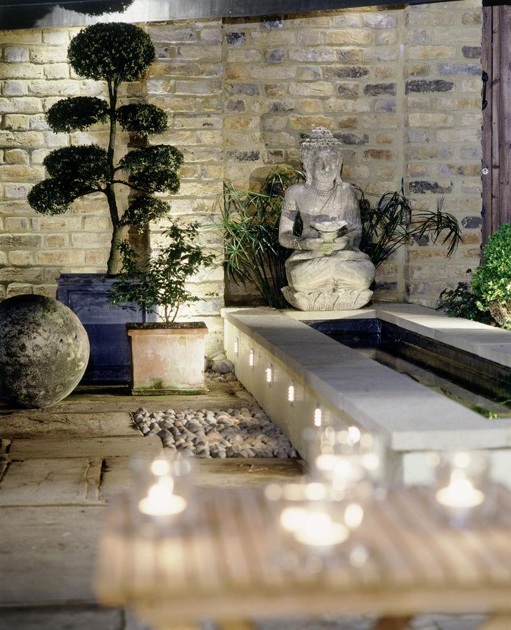 Well Walk KSR Architects Asian style garden