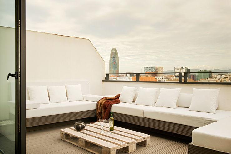 estudioitales Modern Terrace