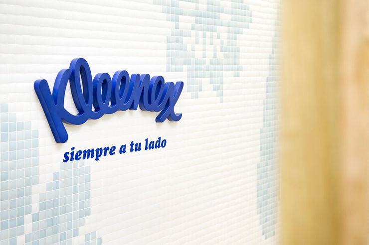 """Kleenex """"eco-Decor"""" Casa Decor 2014 Egue y Seta Diseño de ferias de estilo mediterráneo"""