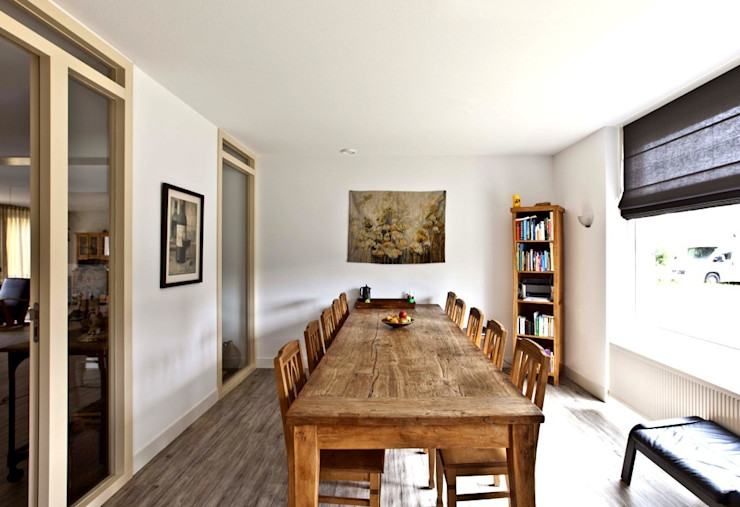 Archivice Architektenburo Kırsal Çalışma Odası