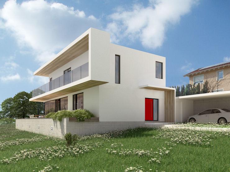 AL ARCHITEKT - in Wien Modern Houses