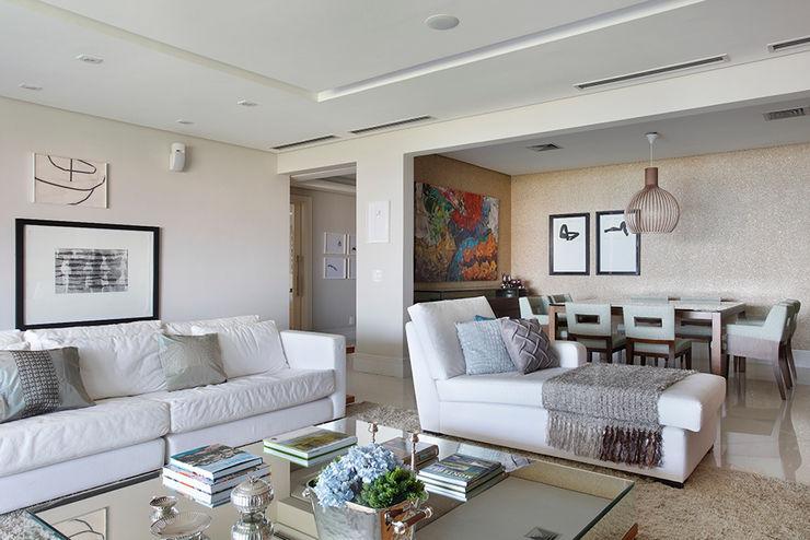 Cadore Arquitetura Modern Living Room