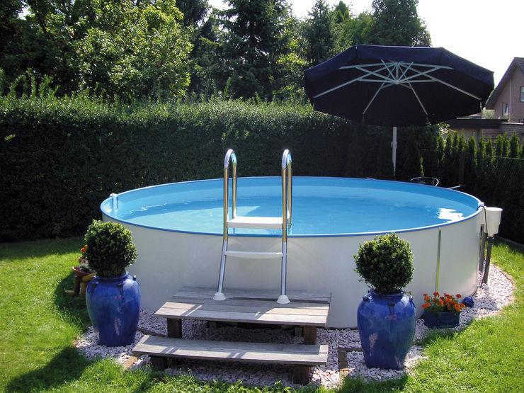 Pool + Wellness City GmbH Hồ bơi phong cách kinh điển