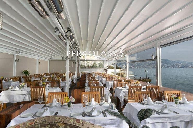 PERGOLA A.Ş. Gastronomía de estilo moderno