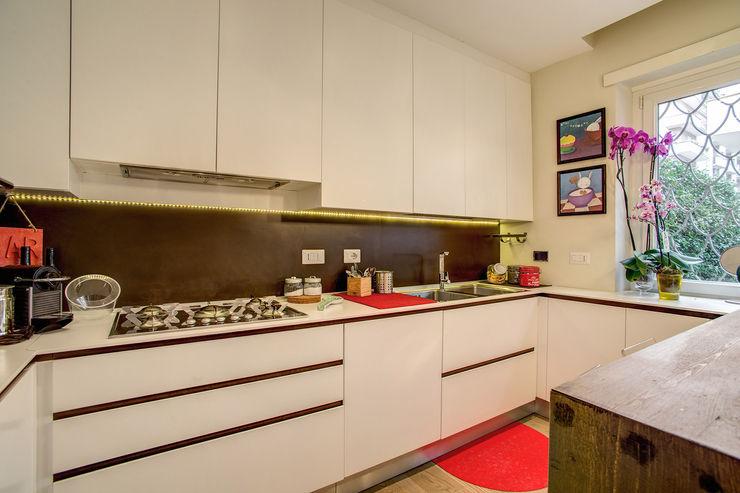 BALDUINA MOB ARCHITECTS Cucina moderna