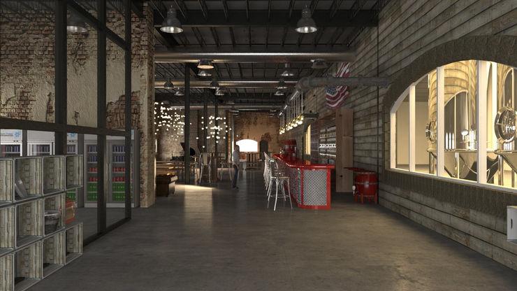 arquitecto9.com Classic style wine cellar