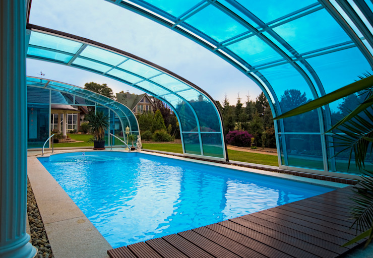 Pool + Wellness City GmbH Kolam Renang