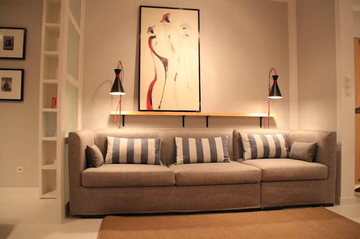 Comfort & Style Interiors Living roomAccessories & decoration