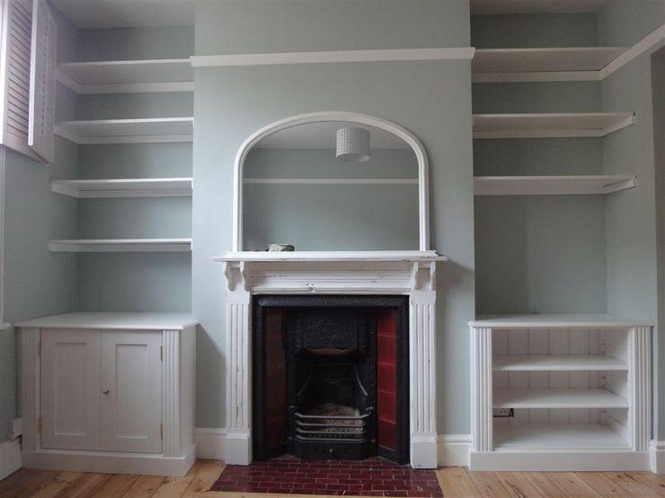 Alcoves Arthan Furniture Living roomShelves