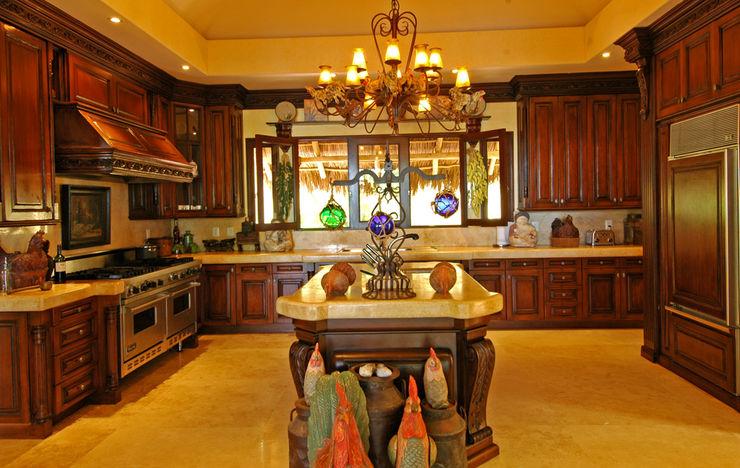 Casa Amore BR ARQUITECTOS Cocinas tropicales