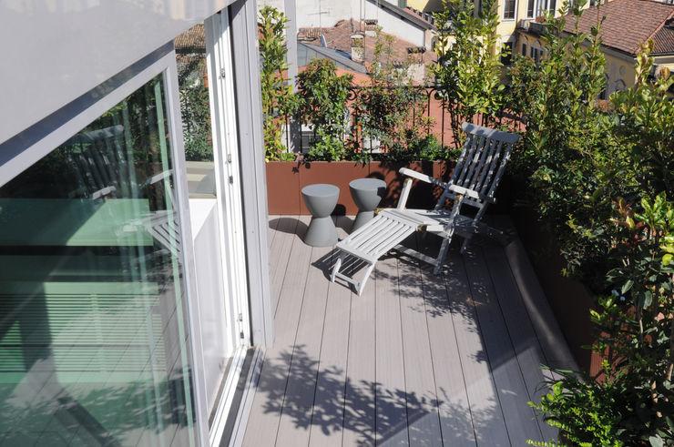 Emanuela Orlando Progettazione Modern Terrace
