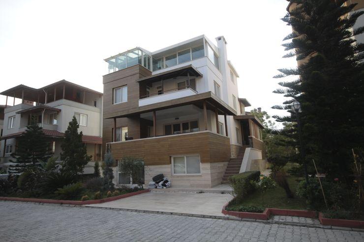 DerganÇARPAR Mimarlık Mediterranean style house