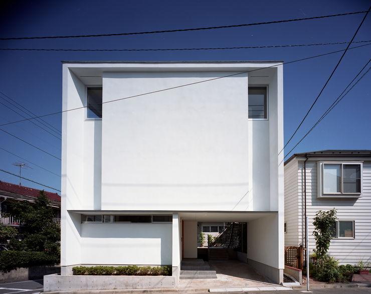 西島正樹/プライム一級建築士事務所 Eclectic style houses