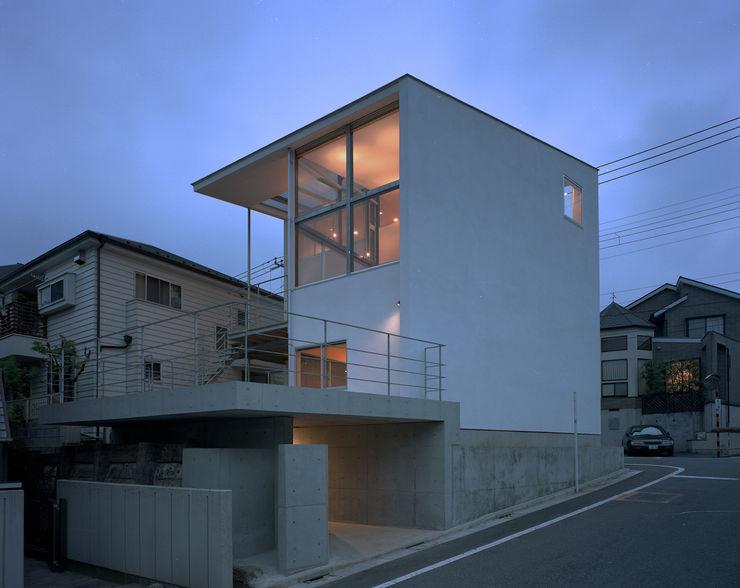 スキップテラスの家 西島正樹/プライム一級建築士事務所 オリジナルな 家