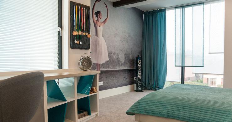 Ewa Weber - Pracownia Projektowa Nursery/kid's room