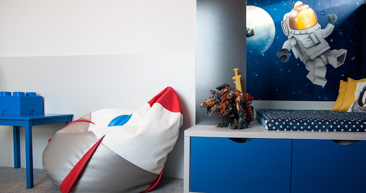 Ewa Weber - Pracownia Projektowa Modern Kid's Room