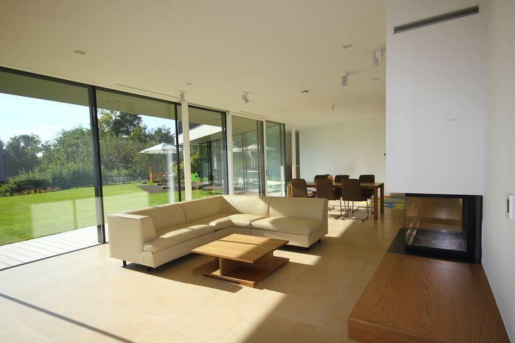 KARL+ZILLER Architektur Modern Living Room