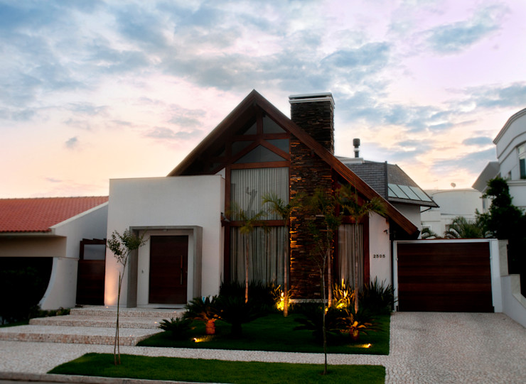 ArchDesign STUDIO Rustic style house
