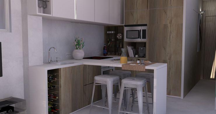 Santiago | Interior Design Studio Kitchen