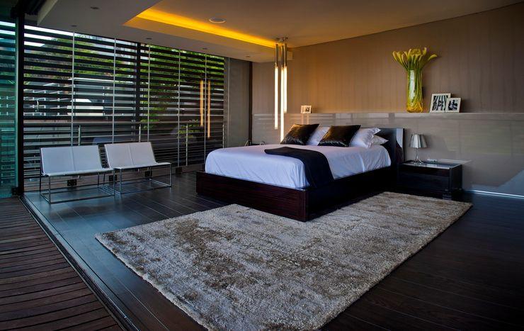 House Tat Nico Van Der Meulen Architects 臥室
