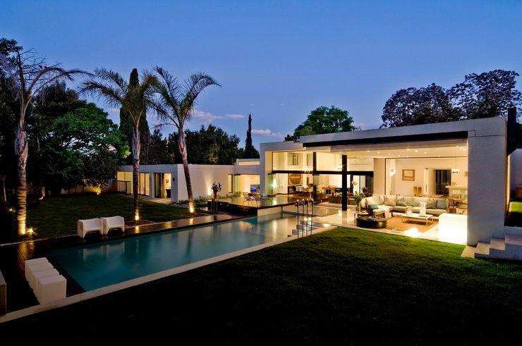House Mosi Nico Van Der Meulen Architects Casas de estilo moderno