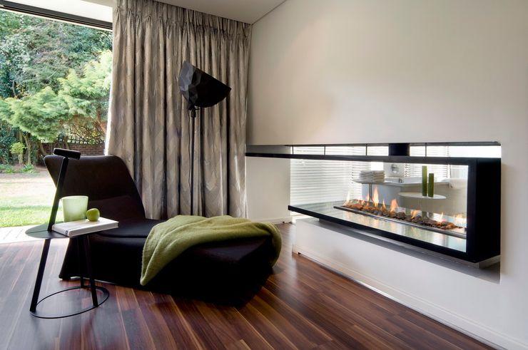 House Mosi Nico Van Der Meulen Architects Dormitorios modernos