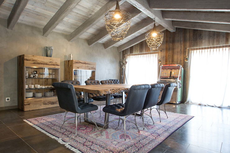 DF Design Modern Dining Room