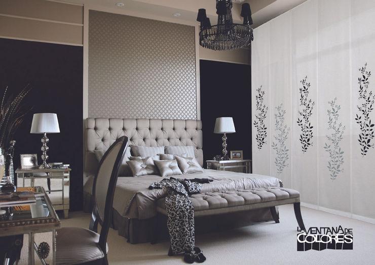 LA VENTANA DE COLORES Classic style bedroom