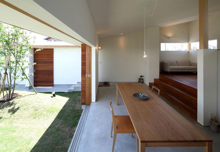 ダイニング 松原建築計画 一級建築士事務所 / Matsubara Architect Design Office 北欧デザインの リビング