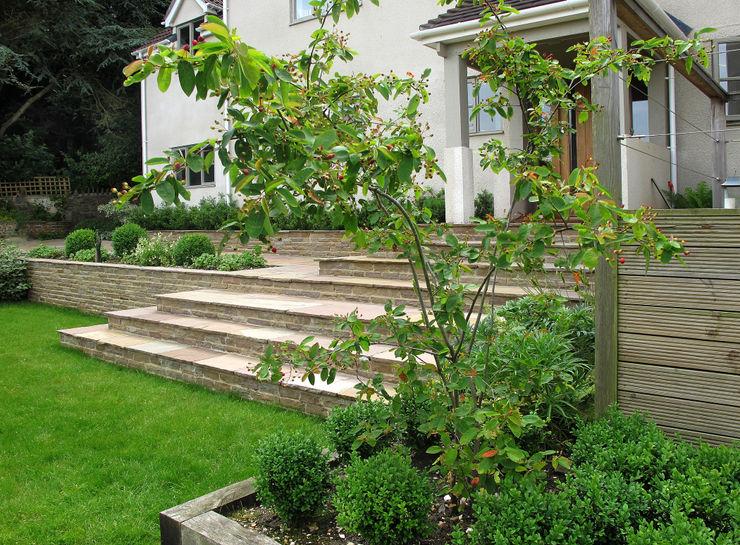Steps Katherine Roper Landscape & Garden Design Modern Garden