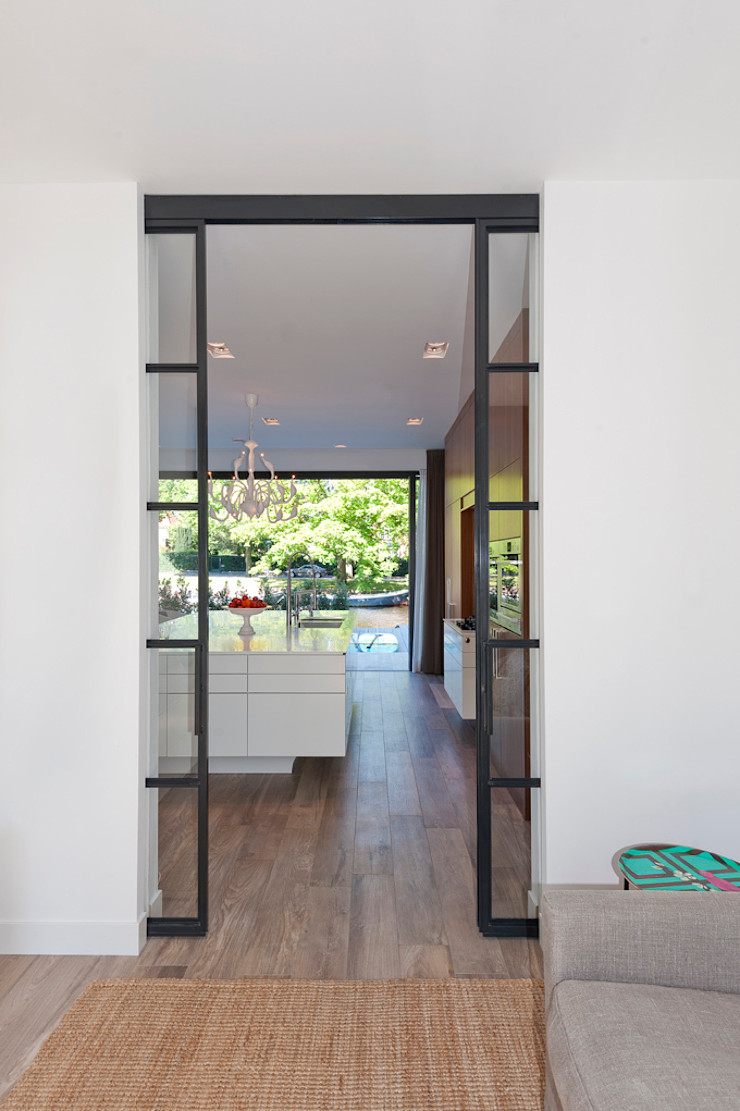 paul seuntjens architectuur en interieur Cucina moderna