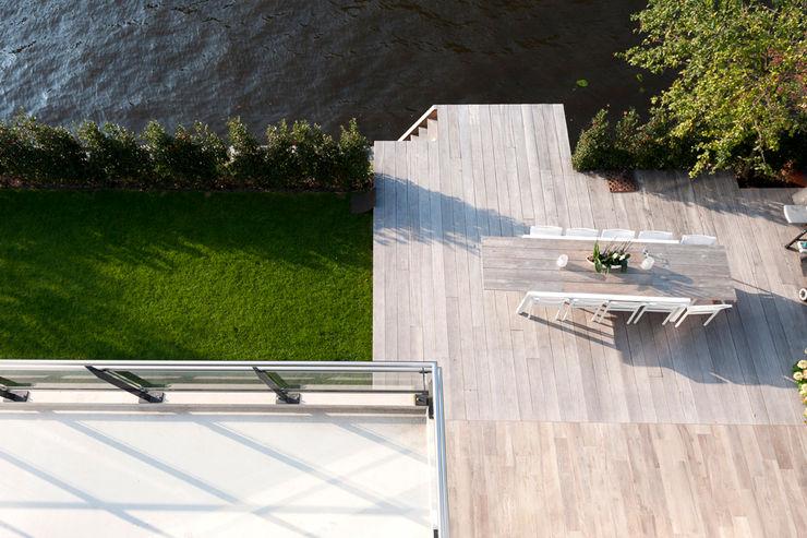 paul seuntjens architectuur en interieur Giardino moderno