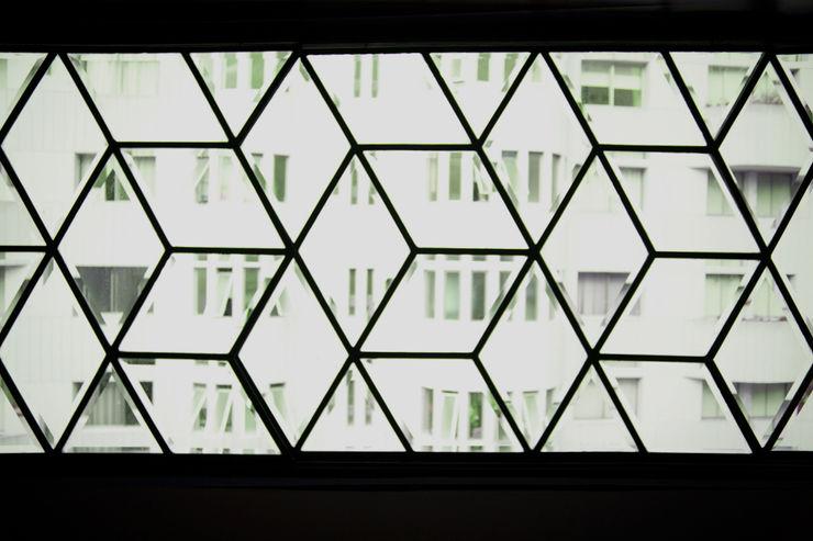 Apartamento Facundo Guerra MM18 Arquitetura Portas e janelas modernas
