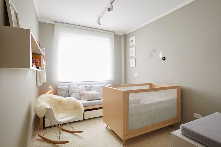 studio scatena arquitetura Dormitorios infantiles de estilo escandinavo