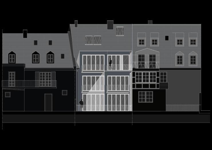 Fürst & Niedermaier, Architekten Modern Houses