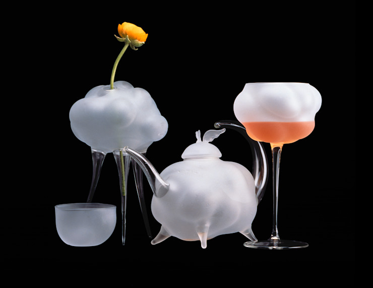 homify Dining roomCrockery & glassware