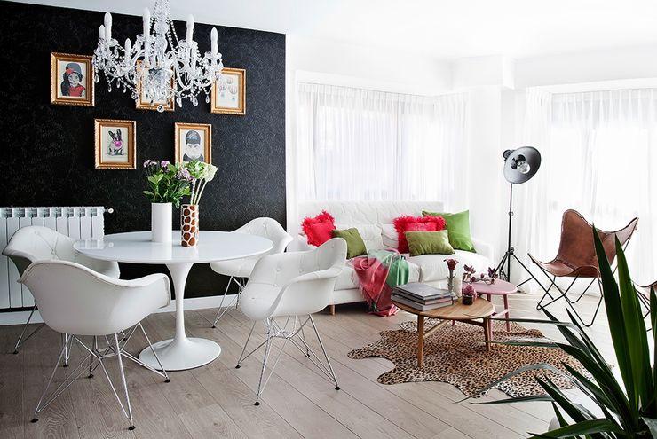 Disak Studio Industriale Wohnzimmer