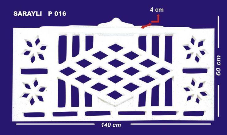 BAHÇE DEKOR Beton Bahçe Elemanları ve Gıda San. Tic. Ltd. Şti. Walls & flooringWall & floor coverings