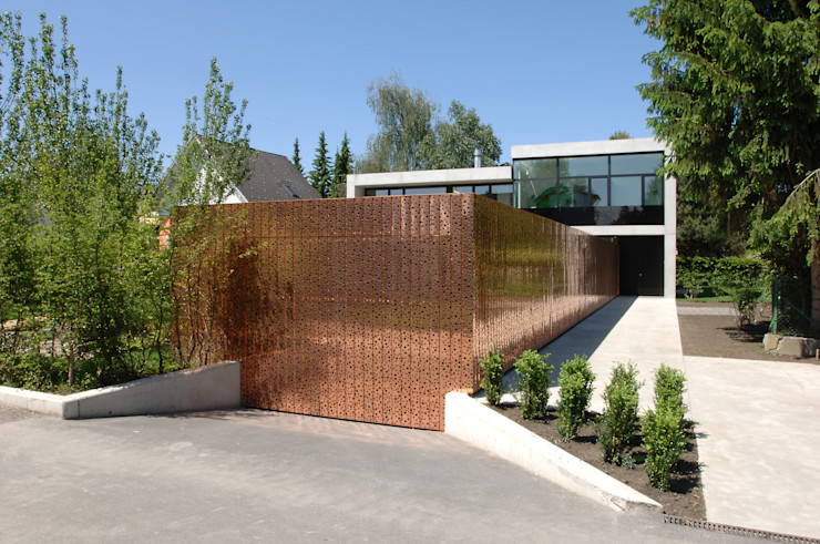 Früh Architekturbüro ZT GmbH Modern houses
