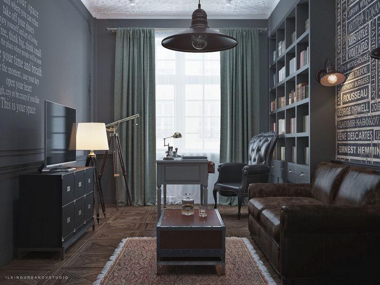 ILKIN GURBANOV Studio Estudios y despachos de estilo clásico
