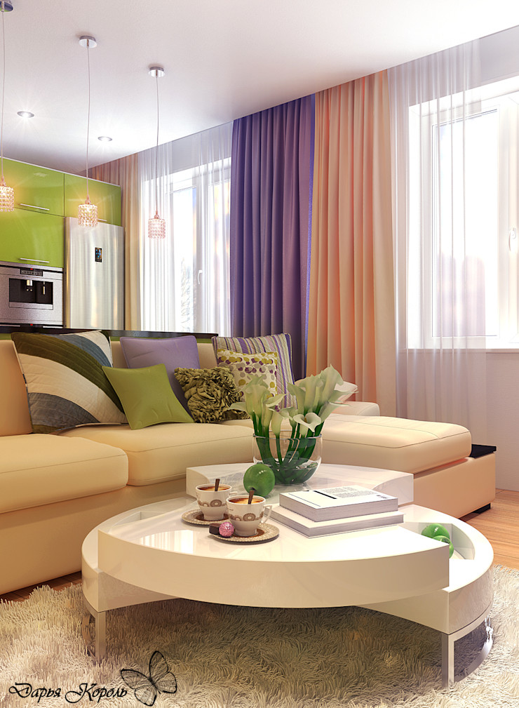 Your royal design Minimalistische Wohnzimmer