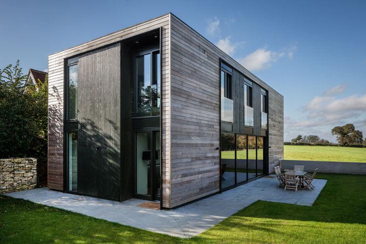 Sandpath Adrian James Architects Modern houses