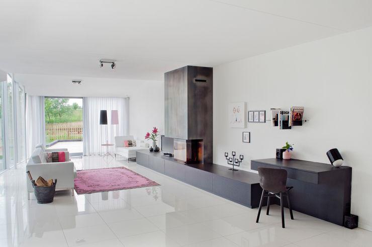 IJzersterk interieurontwerp Salas modernas