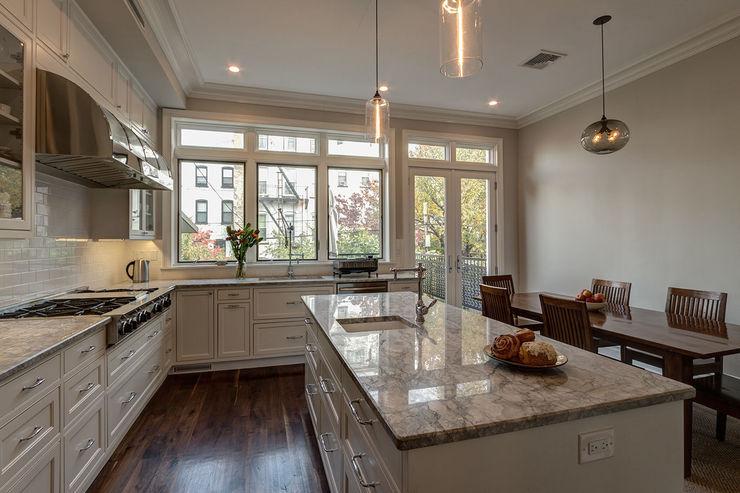 Park Slope Brownstone 3 Ben Herzog Architect Kitchen