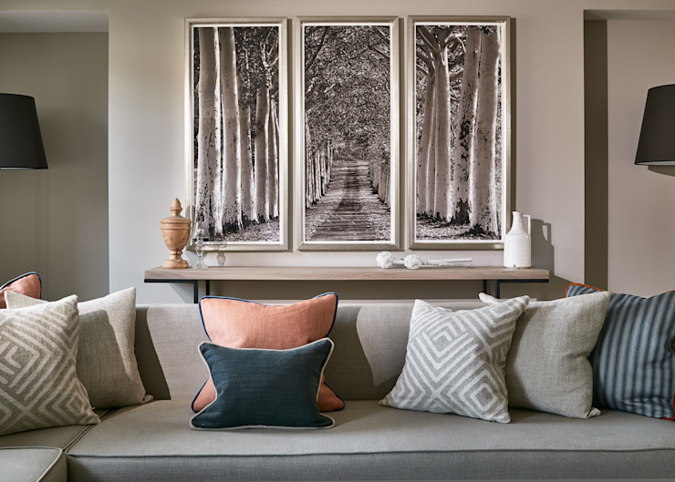 Interiors Adam Carter Photo Modern living room